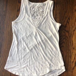 Maurices Tops - XS maurices lace racer back tank top